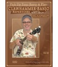DVD - Clawhammer Banjo DVD -Repertoire by Bob Carlin