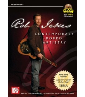 Rob Ickes: Contemporary Dobro Artistry - DVD/CD Set