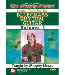 DVD - Guitar - Bluegrass Rhythm Guitar Vol. 1 - DVD