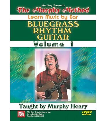 DVD - Guitar - Bluegrass Rhythm Guitar Vol. 1 - DVD