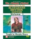 Guitar - Bluegrass Rhythm Guitar Vol. 1 - DVD