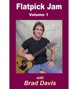 DVD - Guitar - Flatpick Jam - Volume 1 - DVD