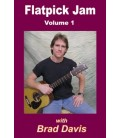 Bluegrass Band Play Along DVD - Flatpick Jam - Volume 1