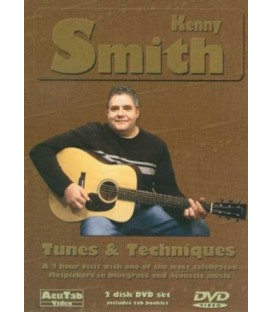 DVD -Guitar - Kenny Smith Tunes & Techniques - DVD