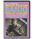 Gerry O'Connor - Irish Tenor Banjo Complete Techniques DVD