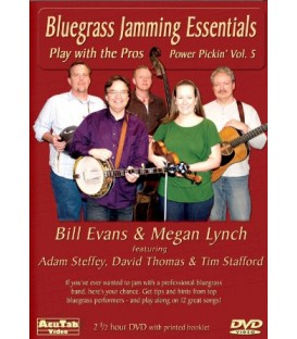Bluegrass Jamming Essentials - Instruction on How to Play Banjo with Others