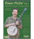 DVD - Power Pickin Vol 3 - Playing Banjo Backup In A Bluegrass Band