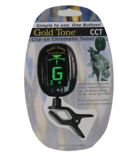 CCT Clip-on tuner