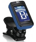 Tune Tech TT-5 True Blue Chromatic Clip-On Vibration Banjo Tuner