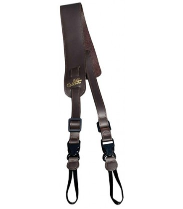 Strap - Morgan Monroe Quick Release Deluxe Brown or Black