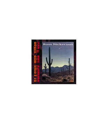 Download Six CD Tracks with Tab from Blazing the West