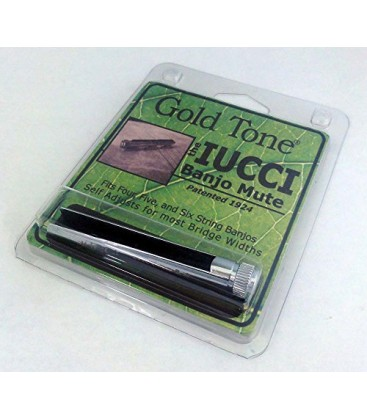Gold Tone Iucci Mute
