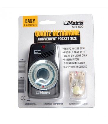 Metronome - Matrix MR500 Quartz Metronome