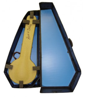 Banjo Flight Case - The Best Banjo Case for Flying there is