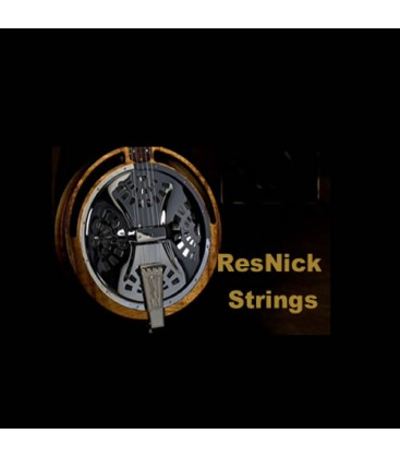Strings - ResNick Resonator Strings