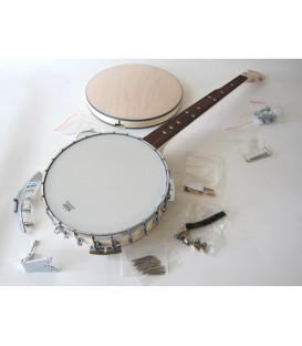 Maple Classic Banjo Building Kit