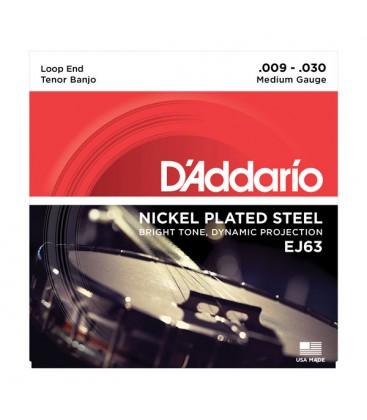 Strings - D'Addario J63 Nickel 4-String Tenor