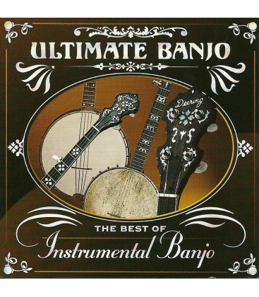 Cd - Ultimate Banjo CD