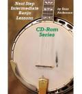 CD ROM - Next Step Intermediate Banjo Lessons