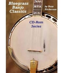 CD ROM - 12 Bluegrass Banjo Songs