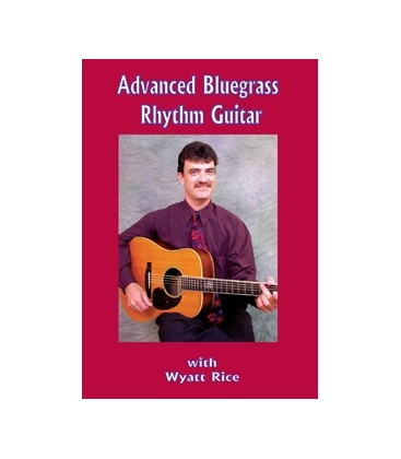 DVD - Advanced Rhythm with Wyatt Rice DVD