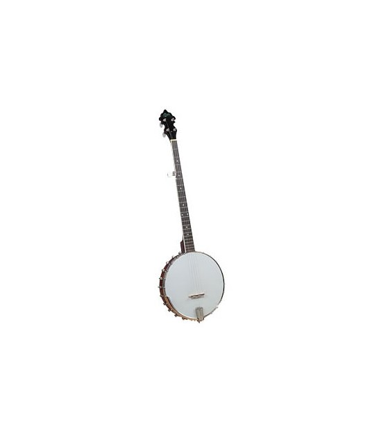 Rover Front Porch Banjo - RB110 Beginner Banjo - FREE Beginner Banjo Kit