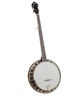 Rover RB 115 Front Porch Series Banjo - With ResonatorFREE Beginner Banjo Kit