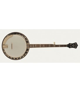 Recording King Banjo - RK- R30 - Pro Bluegrass Banjo with Flathead Tone Ring