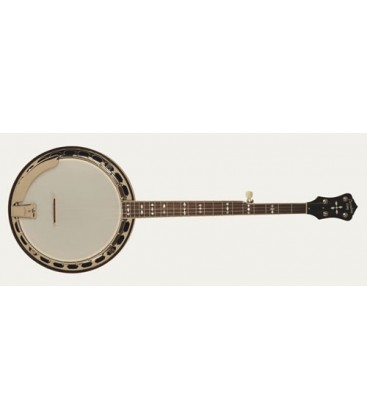 Recording King RK 30 - RK R30 - Pro Bluegrass Banjo with Flathead Tone Ring