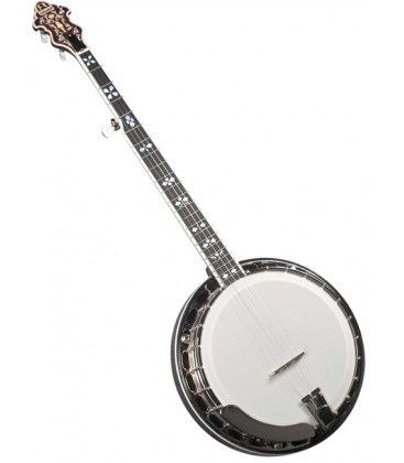 Banjo - Flinthill FHB-285A Maple Resonator Banjo with hardshell case
