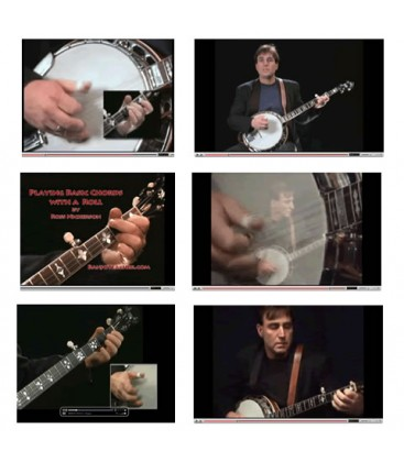 Online Lessons - 10 Online Download songs available with backup band to play along with