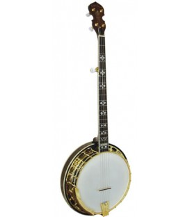 Gold Tone OB-250-G Gold Plated Banjo