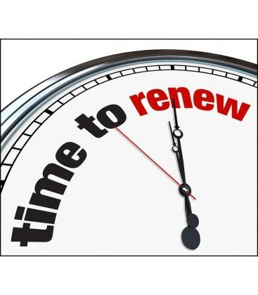 1 year BanjoTeacher.com members site renewal for past members