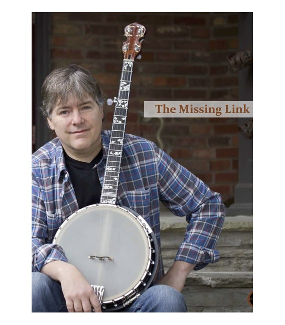 Gold Tone - ML-1 Bela Fleck Missing Link Baritone Banjo