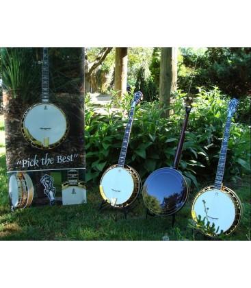 """Banjo - Bellbird Construction Deposit """"True Blue"""""""