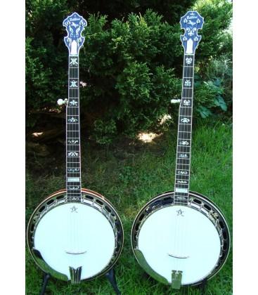 Bellbird Banjos Available in the USA at BanjoTeacher.com