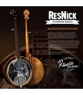 Resnick Resophonic Banjo - The Best Reso Banjo