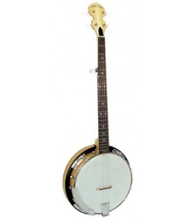 Cripple Creek 100R/P - CC 100R with Planets - FREE Beginner Banjo Kit