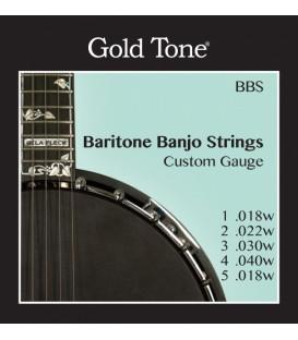 Replacement Strings Goldtone Missing Link Banjo, ML-1, Bela Fleck Model