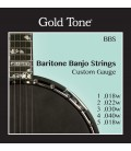 Replace Strings - Goldtone Missing Link ML-1, Bela Fleck Model