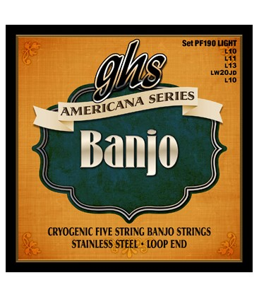 Strings - PF 200 - Medium AMERICANA SERIES BANJO