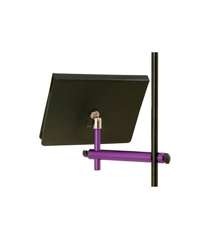 ipad music stand mounting system w folio case. Black Bedroom Furniture Sets. Home Design Ideas