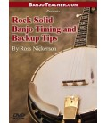 Rock Solid Timing and Backup Tips DVD By Ross Nickerson - Online Banjo DVD