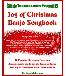 Christmas E-Book With CD Tracks