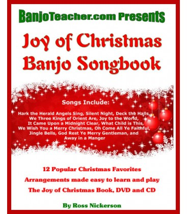 E-Book - Christmas E-Book With Songs At 3 Speeds for Download