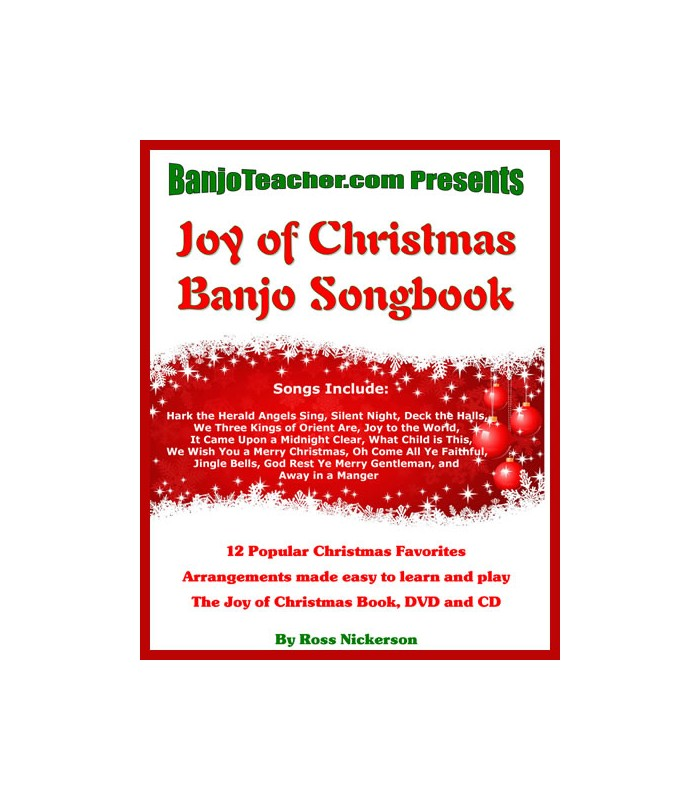 Christmas Banjo Tab Christmas Music For Banjo Banjo Christmas Songs
