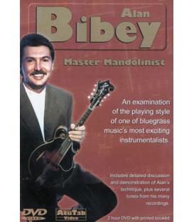 Alan Bibey Master Mandolinist