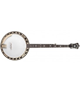 RECORDING KING BANJO - / Bluegrass Resonator Banjo RK-R18 - FREE Beginner Banjo Kit