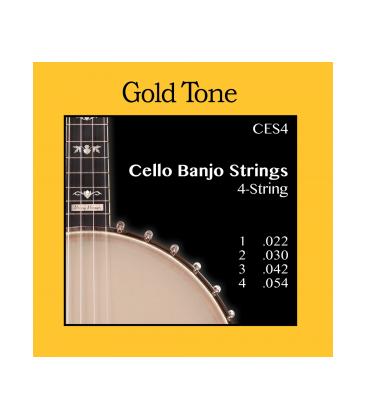 CEB 4 Cello Banjo Strings