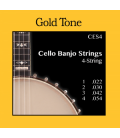 CEB 4 Cello Banjo Strings